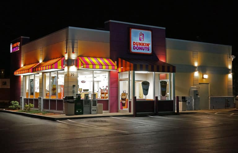 If you can't fill out an application in person, then go ahead and fill out a Dunkin' Donuts application online.