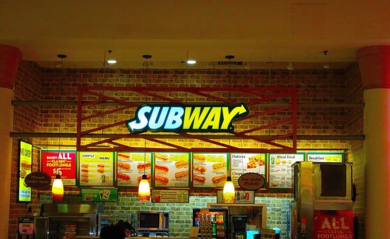 You can fill out a Subway job application online or in person.