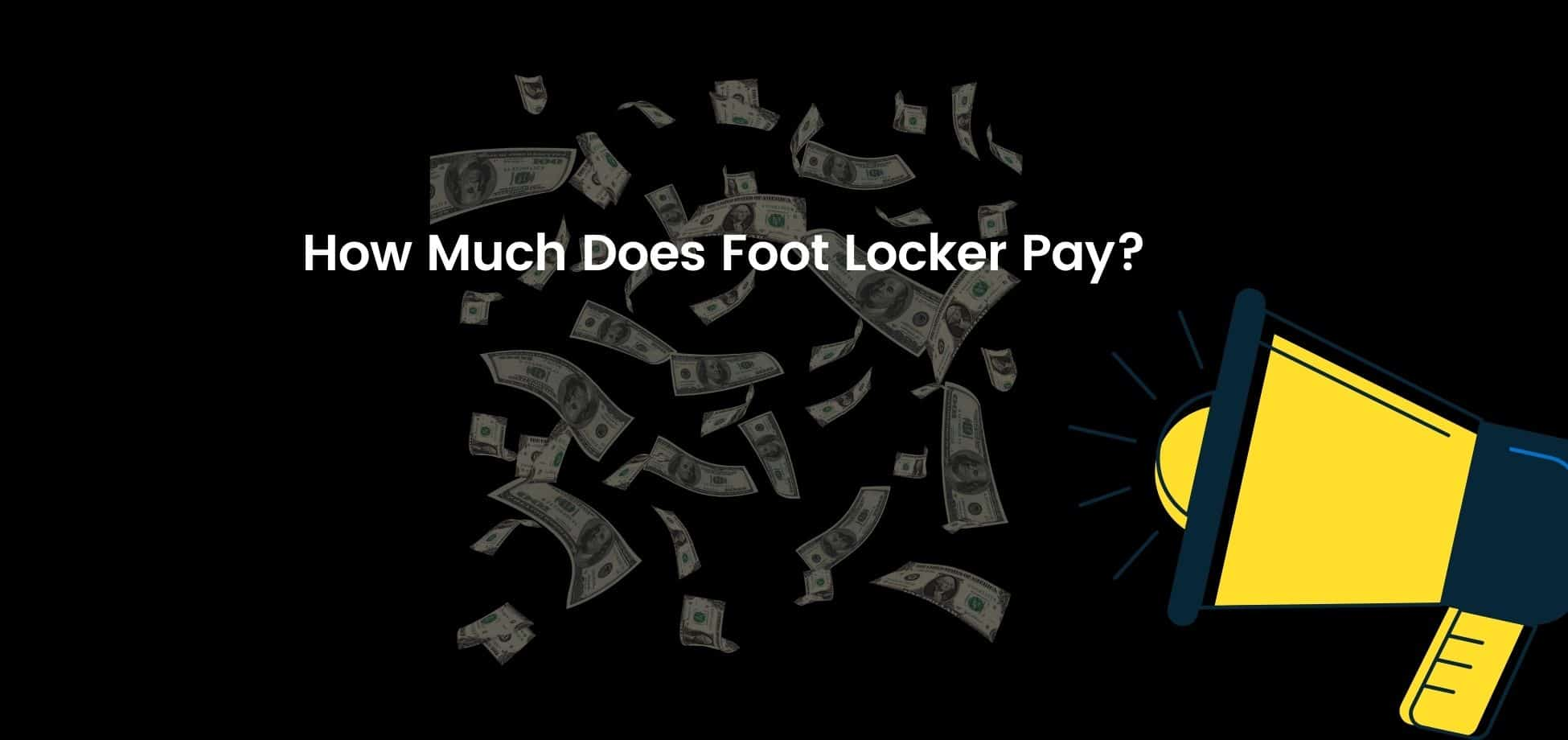 Foot Locker Salaries are pretty average for a sporting goods retail chain.