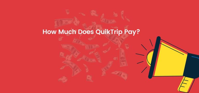 """The answer to, """"How much does QuikTrip pay?"""" is right here."""