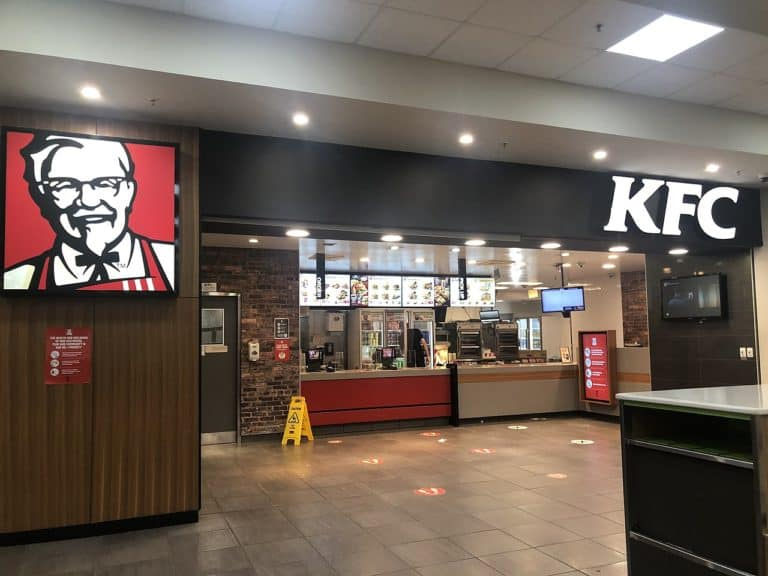 How much does KFC pay its employees?
