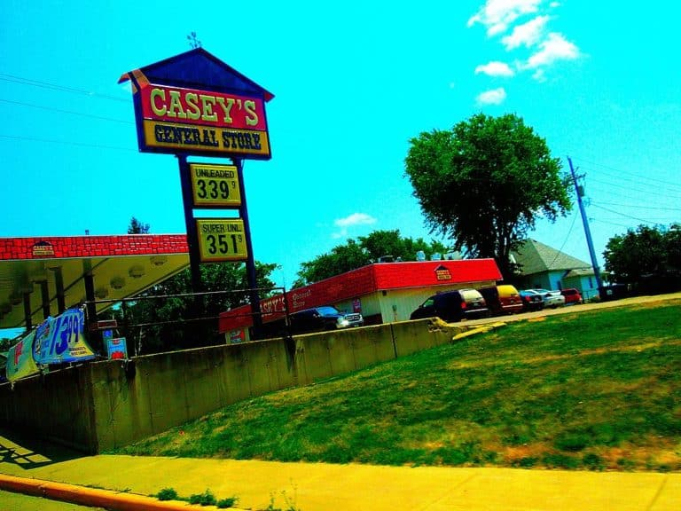 See how much Casey's pays its workers.