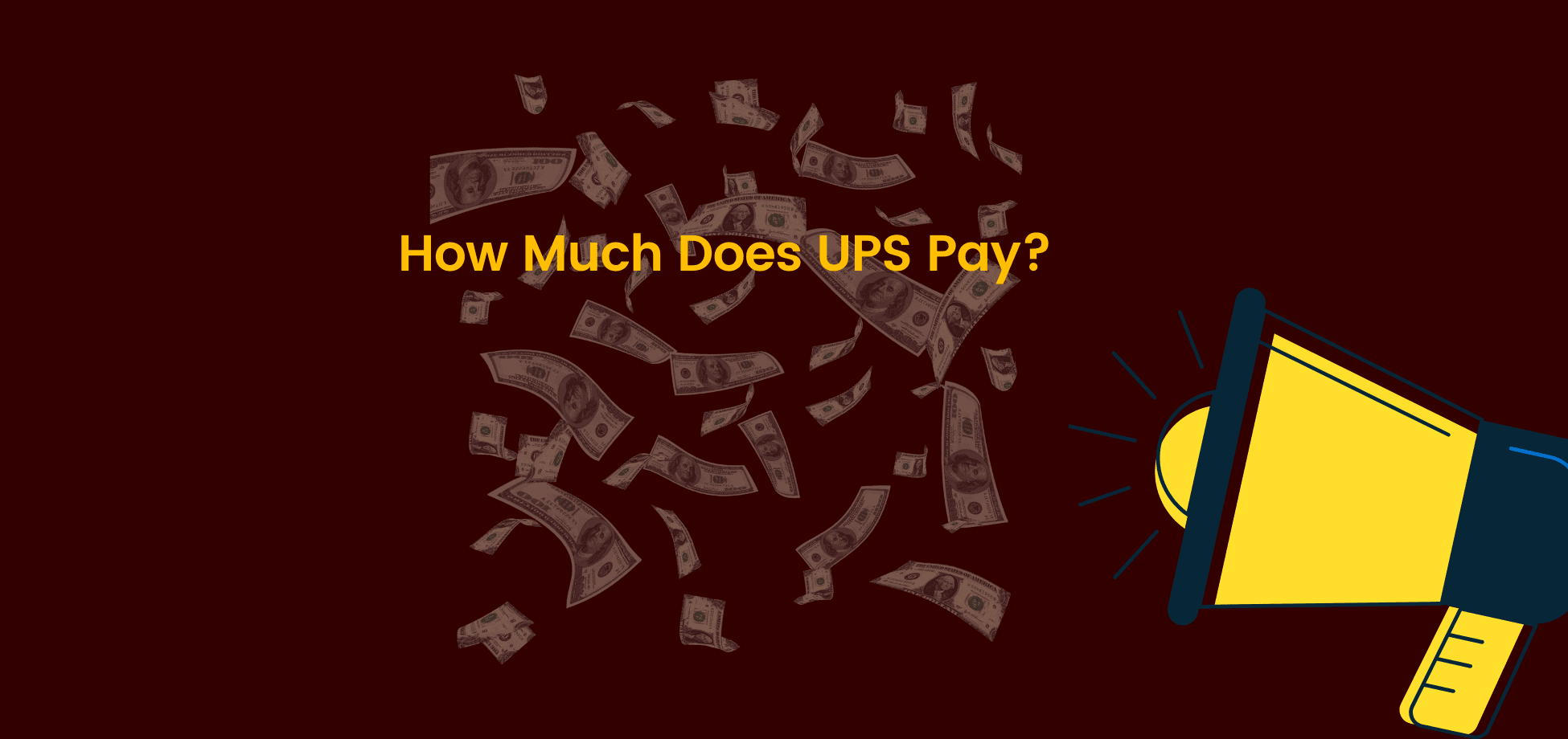 How much does UPS pay its employees?